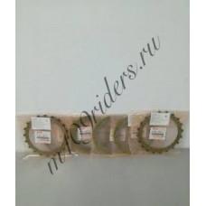 Комплект фрикционных дисков Suzuki 21441-22H00-000 для M109R, VZR1800, M1800R рест.(2010-н.в.). C109R, VLR1800
