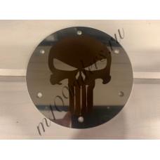"""Крышка генератора """"PUNISHER"""" травление для M109R, VZR1800, M1800R"""