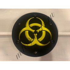 "Крышка генератора ""BIOHAZARD"" желтая для M109R, VZR1800, M1800R"