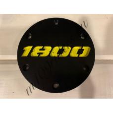 """Крышка генератора """"1800"""" желтая. для M109R, VZR1800, M1800R"""