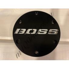"Крышка генератора ""B.O.S.S."" белая для M109R, VZR1800, M1800R"