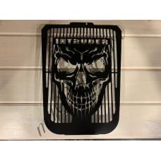 "Решетка радиатора ""INTRUDER SKULL"" черная для M109R, VZR1800, M1800R"