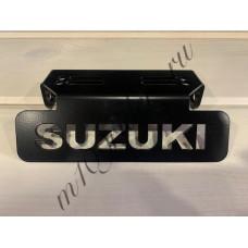 """Кронштейн крепления поворотников """"SUZUKI"""" черный для M109R, VZR1800, M1800R"""
