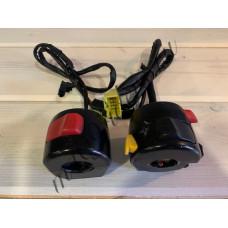 Б\У пульты управления черные пара для M109R, VZR1800, M1800R