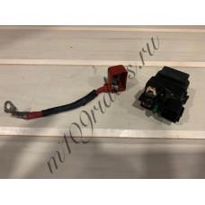 Б\У силовое реле стартера с проводом для M109R, VZR1800, M1800R